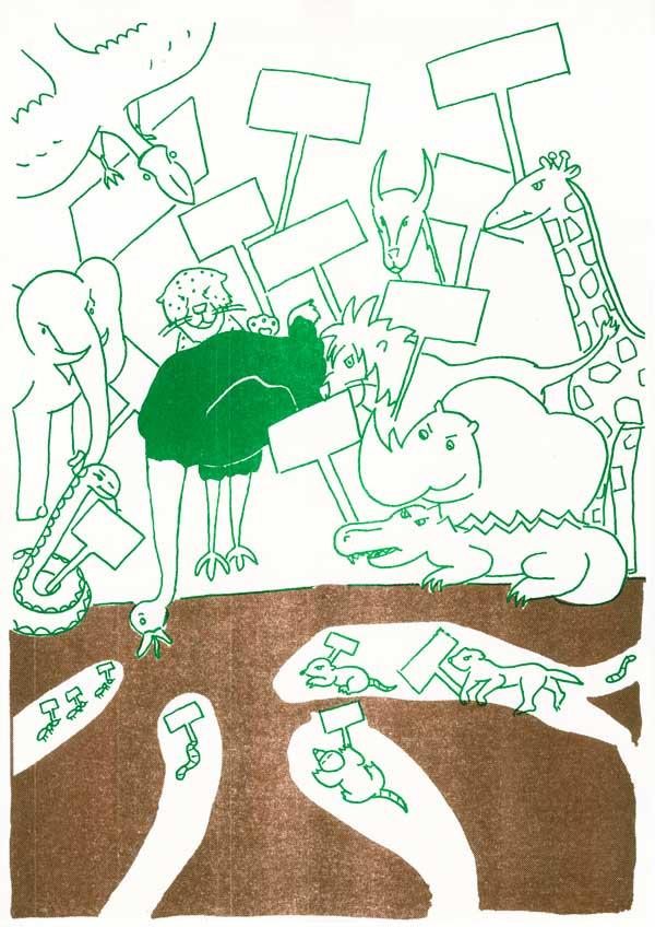 animaux-sous--terre